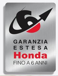 Garanzia Honda