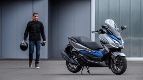 Concessionaria moto Honda Milano